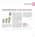 Champions Keramik-Implantate – nun auch in short und ultrashort