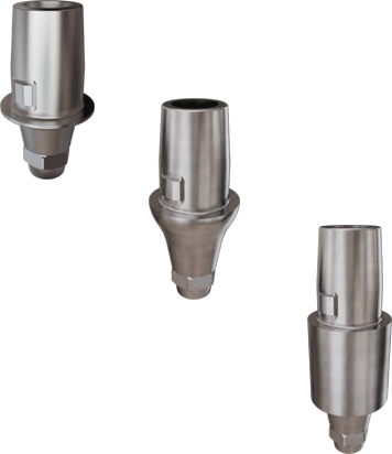 Champions CEREC® Abutments